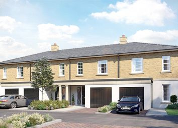 Thumbnail 3 bed terraced house for sale in Burlington Place, 43 Chilbolton Avenue, Winchester, Hampshire