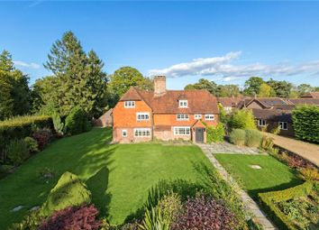 Thumbnail 6 bed detached house for sale in Hophurst Place, Hophurst Lane, Crawley Down, West Sussex
