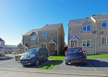 Thumbnail 2 bed semi-detached house for sale in Chiserley Gardens, Old Town, Hebden Bridge
