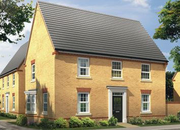 """Thumbnail 4 bedroom detached house for sale in """"Cornell"""" at Craneshaugh Close, Hexham"""
