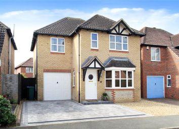 Thumbnail 4 bed detached house for sale in Hamilton Drive, Rustington, Littlehampton