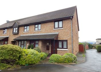 Thumbnail 2 bed end terrace house for sale in Station Road, Drayton, Portsmouth