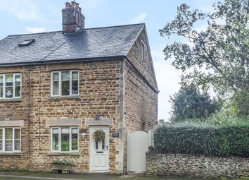 Thumbnail 2 bed semi-detached house for sale in Kings Sutton, Banbury