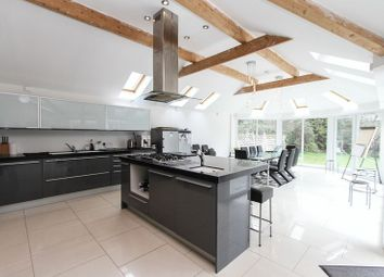 Thumbnail 5 bed detached house for sale in Robin Lane, Clevedon