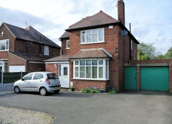 Thumbnail 3 bed detached house for sale in St. Oswalds Road, Gloucester