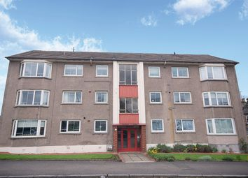 Thumbnail 2 bed flat for sale in Ballogie Road, Glasgow