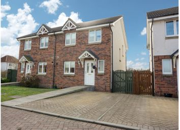 Thumbnail 3 bed semi-detached house for sale in Oban Place, Perth