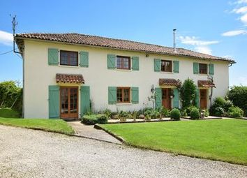 Thumbnail 11 bed equestrian property for sale in Genouillé, France