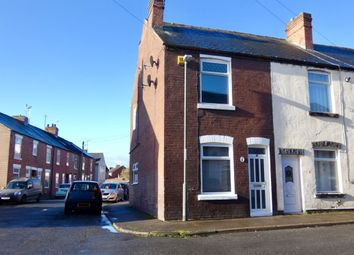 Thumbnail 2 bed end terrace house for sale in Hawthorne Street, Chesterfield
