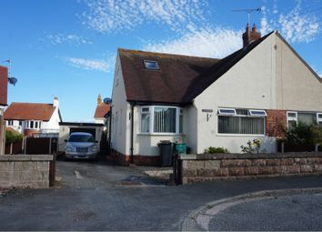 Thumbnail 2 bed semi-detached bungalow for sale in Bryn View Road, Llandudno