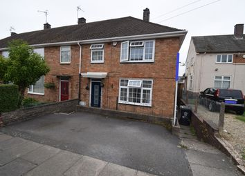 Thumbnail 3 bedroom semi-detached house for sale in Withcote Avenue, Goodwood, Leicester