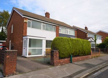 Thumbnail 3 bed semi-detached house for sale in Haddon Road, Heald Green, Cheadle