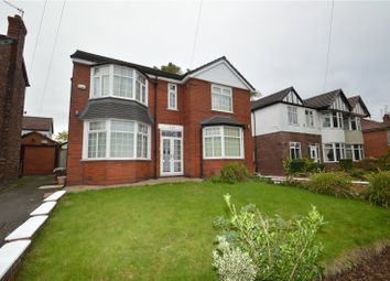 Thumbnail 4 bed detached house to rent in Park Road, Prestwich, Manchester, Greater Manchester
