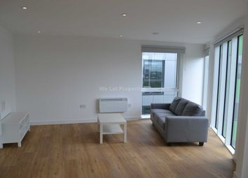 Thumbnail 2 bed flat to rent in Advent Way, Manchester