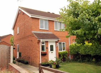 Thumbnail 3 bed semi-detached house to rent in Ryburn Close, Clifton Moor, York