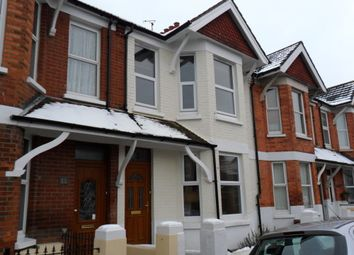 Thumbnail 5 bed detached house to rent in Belmore Road, Eastbourne
