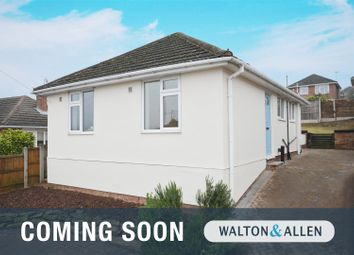 Thumbnail 2 bed bungalow for sale in Valetta Road, Arnold, Nottingham