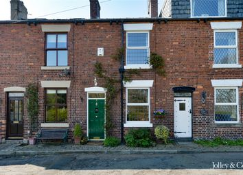 Thumbnail 2 bed terraced house for sale in 5 Turf Lea Road, Marple, Stockport, Cheshire