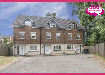 Thumbnail 4 bed terraced house for sale in Westfield Gardens, Newport