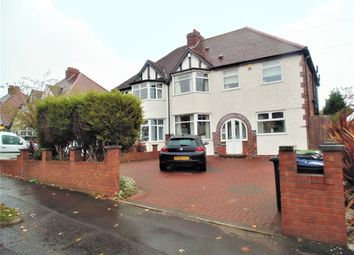 Thumbnail 4 bed semi-detached house for sale in Walsall Road, Great Barr