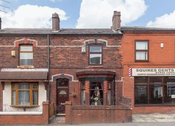 Thumbnail 2 bedroom terraced house for sale in Woodhouse Lane, Wigan