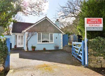 Thumbnail Detached bungalow for sale in Orchard Close, Denbury, Newton Abbot, Devon.