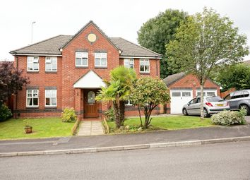 Thumbnail 5 bed detached house for sale in Heol Y Cwm, Morganstown, Cardiff