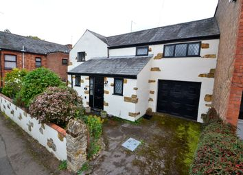 Thumbnail 3 bed terraced house for sale in Manor Road, Kingsthorpe Village, Northampton