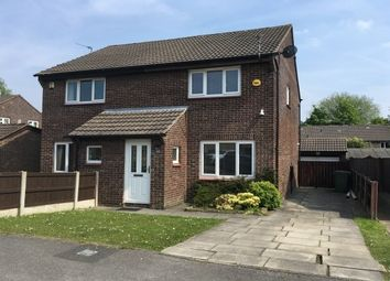 Thumbnail 2 bed property to rent in Redford Drive, Bramhall, Stockport