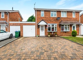 Thumbnail 2 bed semi-detached house for sale in Farmer Way, Burberry Grange, Tipton