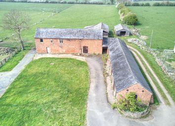 Thumbnail Barn conversion for sale in Hannington, Northamptonshire
