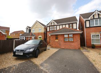 Thumbnail 3 bed detached house to rent in Cardyke Way, Bracebridge Heath, Lincoln