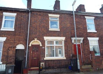 Thumbnail 3 bed terraced house to rent in Brindley Street, Newcastle-Under-Lyme