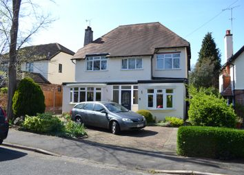 Thumbnail 4 bed detached house to rent in Woodcote Park Road, Epsom