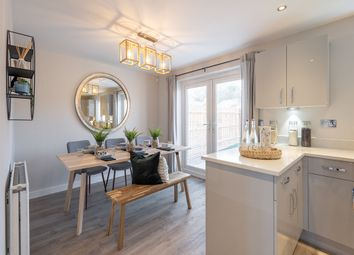 """Thumbnail 2 bed semi-detached house for sale in """"The Alnwick"""" at Ixworth Road, Thurston, Bury St. Edmunds"""