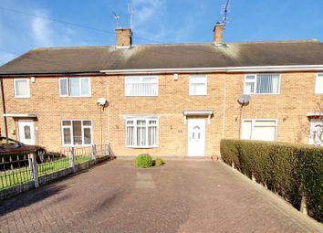 Thumbnail 3 bed terraced house for sale in Melksham Road, Bestwood, Nottingham