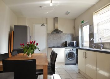 Thumbnail 4 bed terraced house to rent in Saxon Road, Southall, Greater London