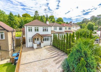 Thumbnail 4 bed detached house for sale in Whyteleafe Hill, Whyteleafe