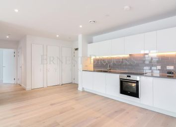 Thumbnail 3 bed flat for sale in Liner House, Royal Wharf