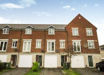 Thumbnail 2 bed end terrace house for sale in Bright Close, Great Yarmouth
