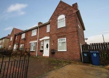 Thumbnail 4 bed semi-detached house for sale in Monkton Avenue, South Shields, Tyne And Wear