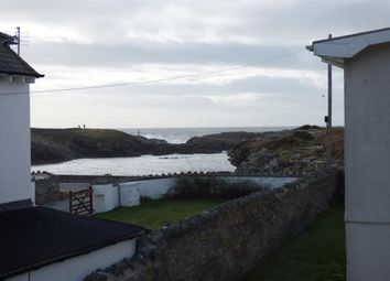 Thumbnail 3 bedroom detached house for sale in Ravenspoint Road, Trearddur Bay, Holyhead, Sir Ynys Mon