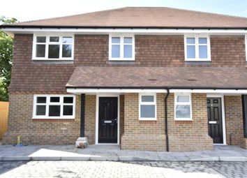 Thumbnail 3 bedroom semi-detached house for sale in Campbell Close, Hookwood, Horley, Surrey