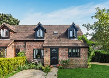 Thumbnail 3 bed end terrace house for sale in The Lawns, Brill, Aylesbury