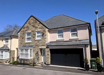 Thumbnail 5 bedroom detached house for sale in Appledore Close, Plymouth, Devon