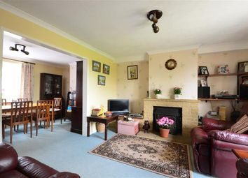 Thumbnail 3 bed semi-detached house for sale in Lye Lane, West Stoke, Chichester, West Sussex
