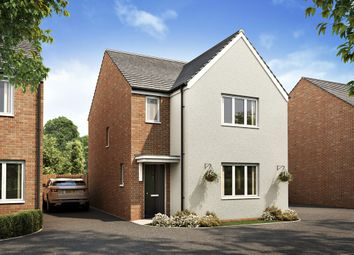 "Thumbnail 3 bedroom detached house for sale in ""The Hatfield Render"" at Grange Drive, Carlisle"