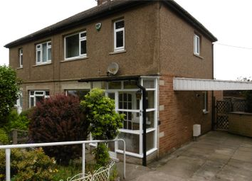 Thumbnail 2 bed semi-detached house to rent in Scholey Road, Rastrick, Brighouse