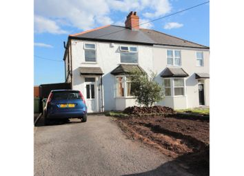 Thumbnail 3 bed semi-detached house for sale in Ty Fry Road, Rumney