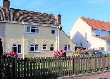 Thumbnail 3 bed semi-detached house for sale in Long Cross, Felton